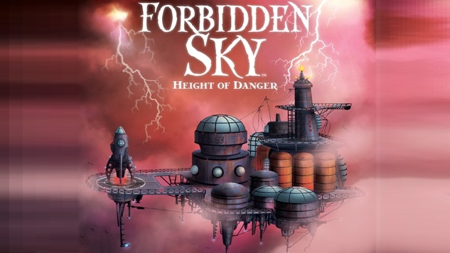 Matt Leacock Offers a Challenging Twist on Cooperation with <i>Forbidden Sky</i>