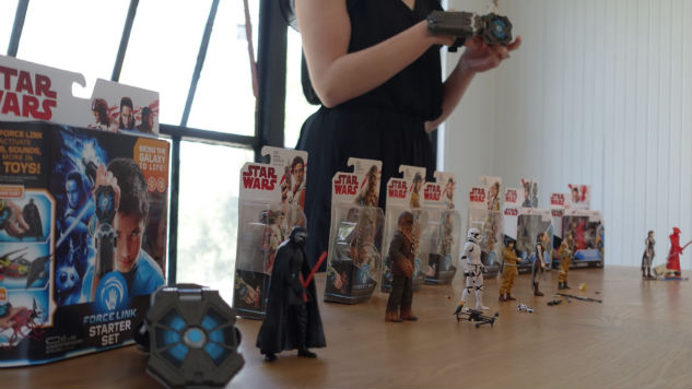 We're Real Adults, So We Played with All the Cool Star Wars Tech Toys from Force Friday
