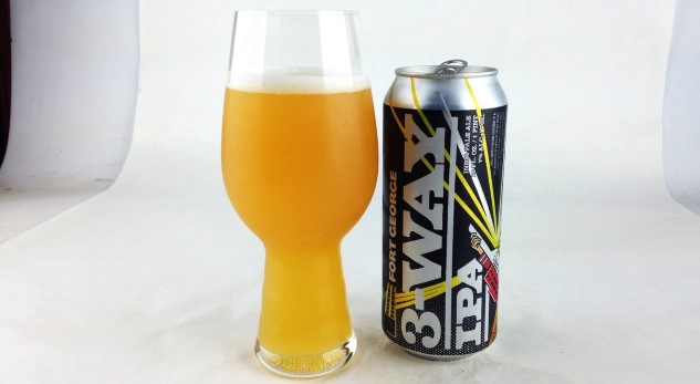 Fort George 3-Way IPA Review