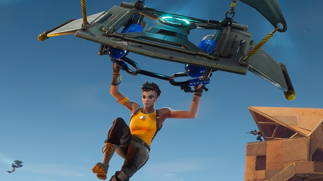 <i>Fortnite</i>'s Comet Foreshadows Coming Changes, Including a New Map