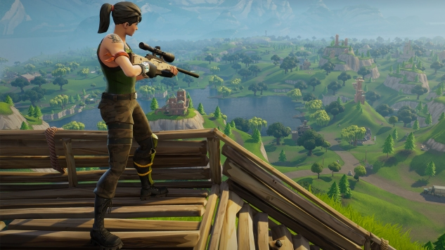 <i>Fortnite Battle Royale</i> Tips: Landing, Looting and Lasting Until the End