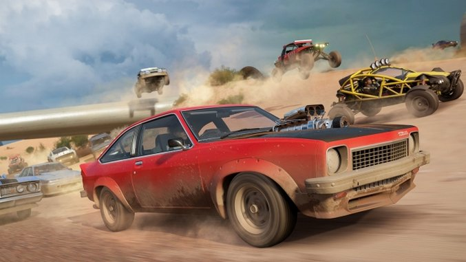 <i>Forza Horizon 3</i> is a Stunning Race Through Australia
