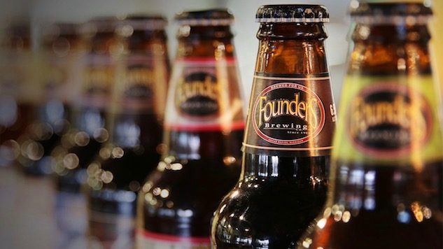 "As Racial Discrimination Suit Draws On, Founders Brewing Closes Detroit Taproom ""Indefinitely"""