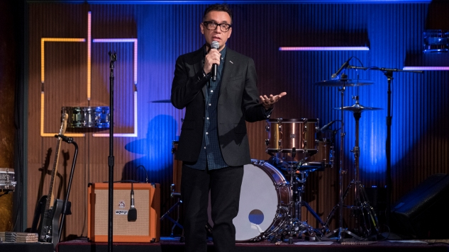 You Don't Have to Be a Drummer to Dig Fred Armisen's <i>Standup For Drummers</i>