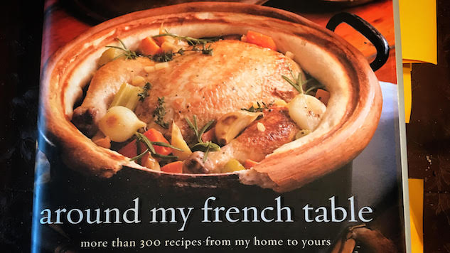 Life-Changing Cookbooks: <i>Around My French Table</i>