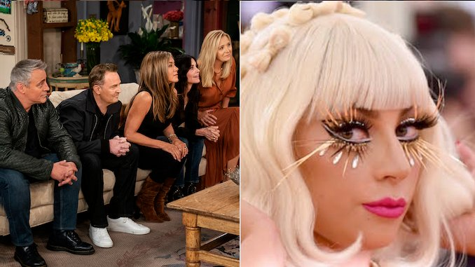Lady Gaga to Perform in <i>Friends</i> Reunion Special