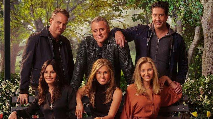 The <i>Friends</i> Reunion Trailer Promises Nostalgic Fun