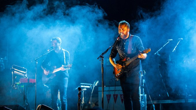 Frightened Rabbit Announce 10th Anniversary Reissue of <i>The Winter of Mixed Drinks</i>