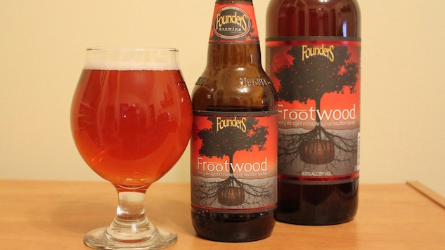 Founders Brewing Frootwood Review