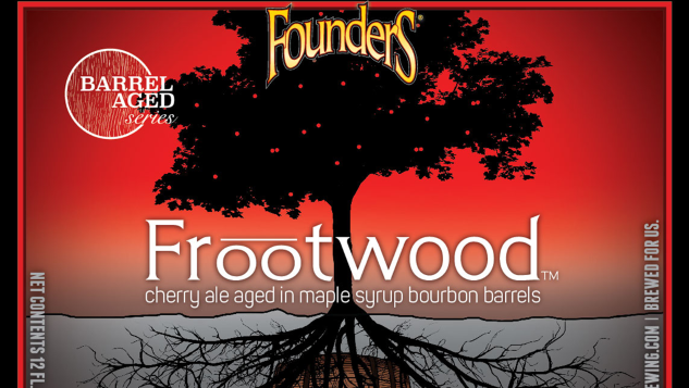 Founders Brewing Co. to Release Frootwood, a Maple-Bourbon Cherry Ale