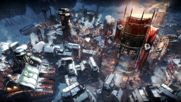 <i>Frostpunk</i> Is a Refreshingly Honest, Boldly Fascist Look at Steampunk's Victorian Roots