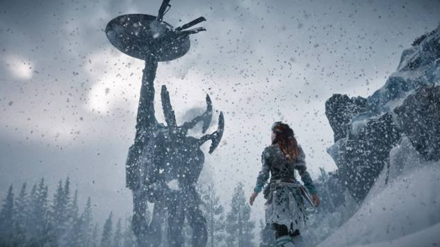 <i>Horizon Zero Dawn</i> DLC <i>The Frozen Wilds</i> Uncomfortably Borrows from Native Cultures