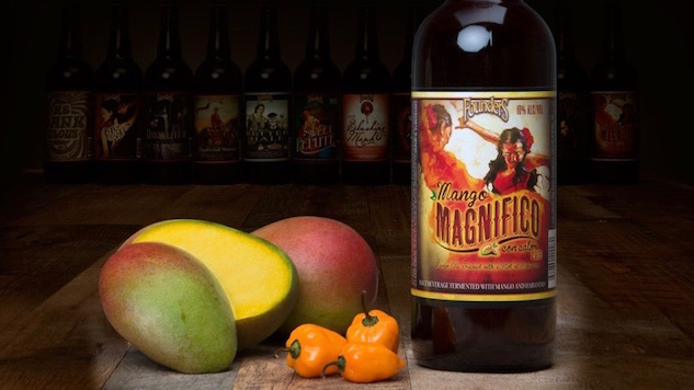 Strange Brew: There's Fruit In Your Beer