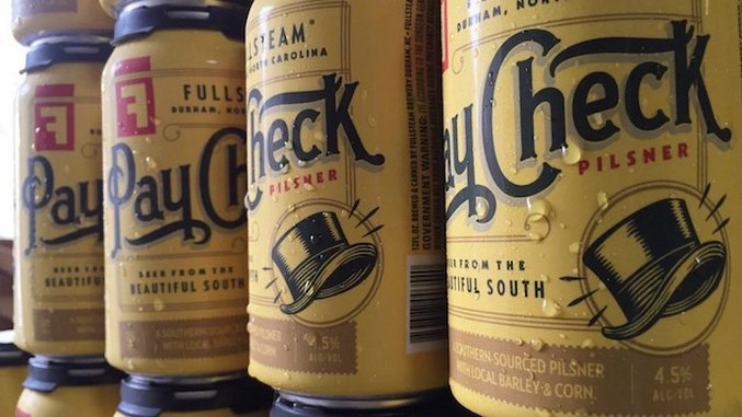 Labels We Love: Fullsteam Brewery
