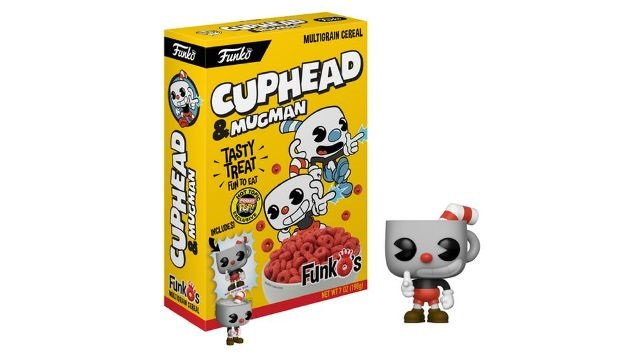 Should I Eat This Cuphead Cereal or Should I Just Lay Down and Die