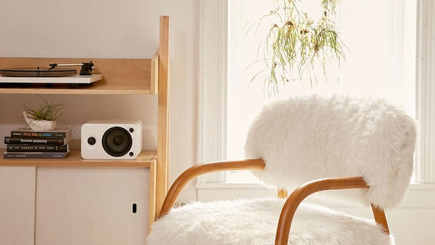 Furry Decor for Bringing Some 70s-Style into Your Home