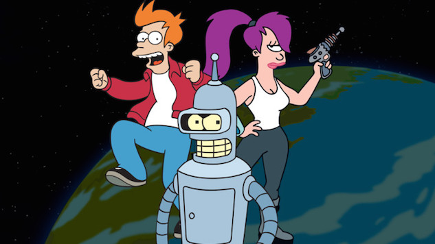Hulu Expands Its Animated Library with <i>Futurama</i>, <i>Bob's Burgers</i>, <i>American Dad!</i>, More