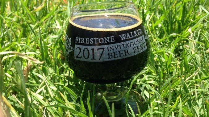 The 16 Best Beers of the 2017 Firestone Walker Invitational Beer Festival