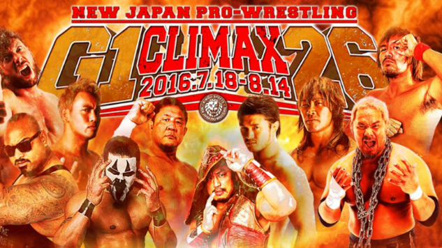 5 Things We Learned From the First Night of New Japan's G1 Climax 26 Tournament