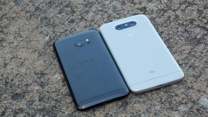 HTC 10 vs. LG G5: Flagship Face Off