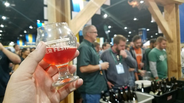Everything You Missed at The Great American Beer Festival