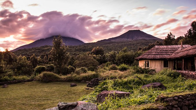 Hotel Intel: Mount Gahinga Lodge, Uganda
