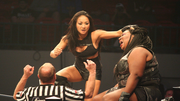 Impact Wrestling's Gail Kim Talks Eating Like a Champ and Dabbling with Veganism
