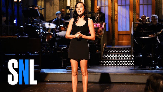 Saturday Night Live rating hold up well in week 2 with host Gal Gadot
