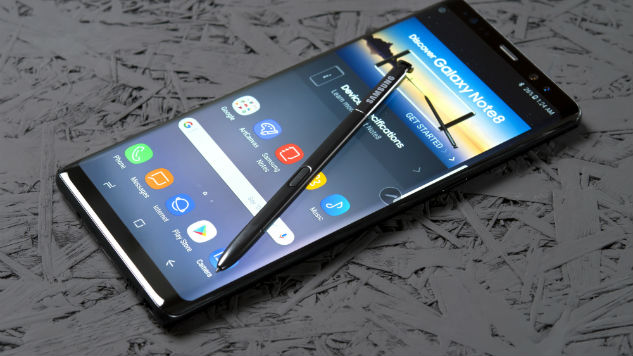 Galaxy Note 8 Review: Samsung Sets the Bar Again