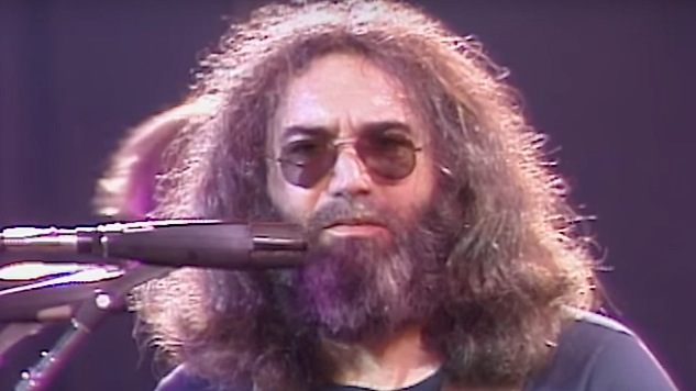 Listen to the Very First Jerry Garcia Band, Which Lasted All of Four Shows