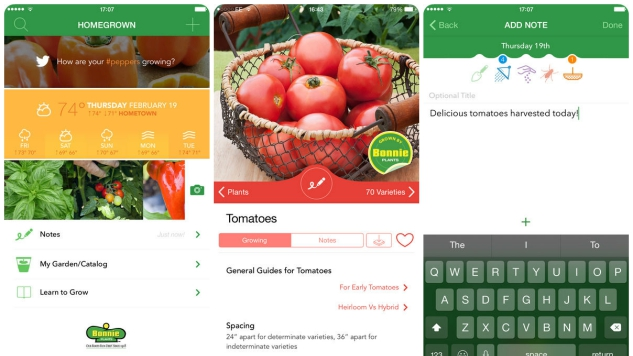 Gear Up for Spring with These 10 Essential Gardening Apps