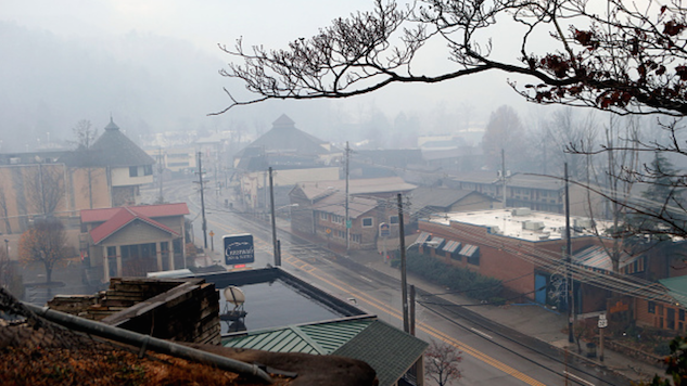 The Smoky Mountains Are Fighting Fire with Tourism