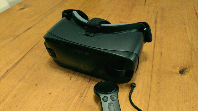 Samsung Gear VR (2017) Review: Controlling Reality