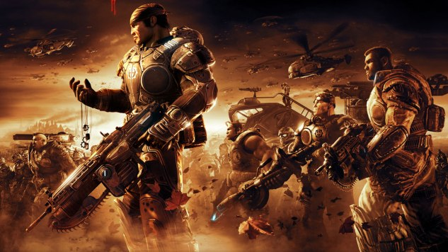 ranking every gears of war game games lists gears of war