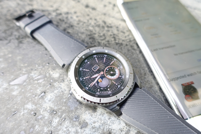 Samsung Gear S3: A Good-Looking Smartwatch That Needs