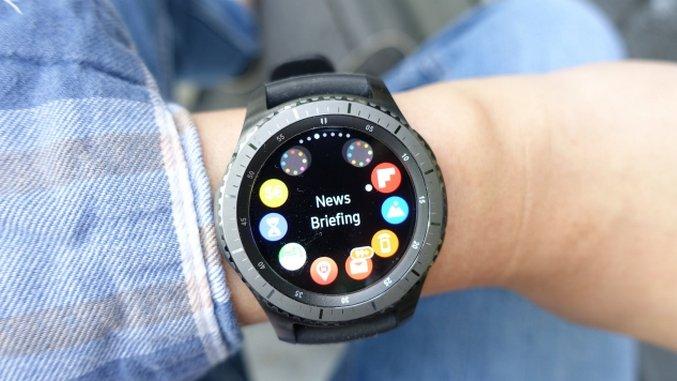 Samsung Gear S3: A Good-Looking Smartwatch That Needs Smarter Software