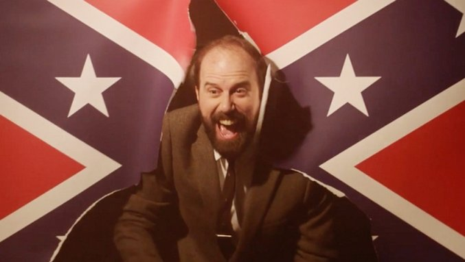 Tackling Race Relations at Brett Gelman's Dinner Table