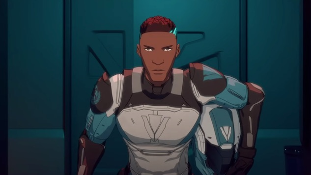 Mecha Animated Series <i>gen:LOCK</i> Heading to Toonami in August