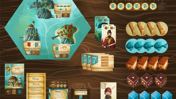 Every Boardgame We Saw at Gen Con 2016