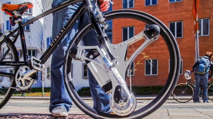 Kickstarter Weekly: Turn Your Bicycle Electric with GeoOrbital Wheel and More