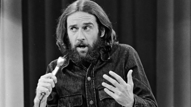 Listen to George Carlin Talk about Middle Class Values and Coors in 1978