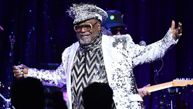 Legendary Funk Musician George Clinton Is Retiring From Touring