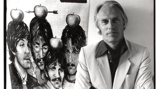 Paul McCartney, Sean Lennon, The World React To George Martin's Death