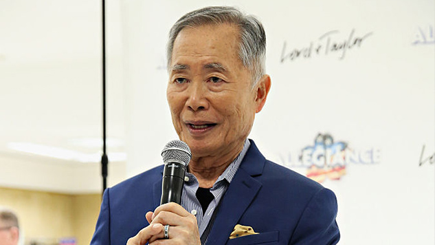 George Takei's New Mission
