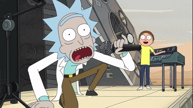 "Adult Swim's Festival Includes a ""Musical Ricksperience"" With Live <i>Rick and Morty</i> Orchestra"