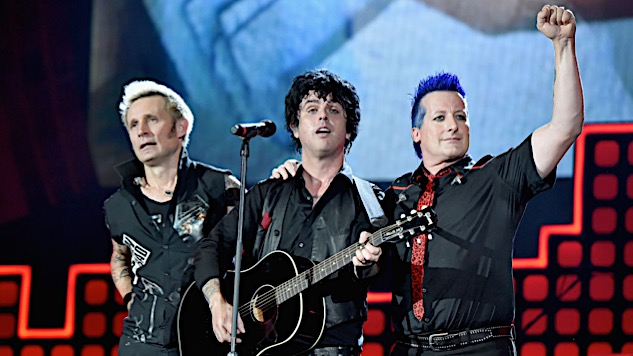 Green Day to Release Greatest Hits Album Titled <i>God's Favorite Band</i>