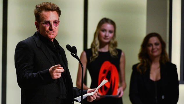 "Bono: Rock 'N' Roll ""Has Gotten Very Girly"""