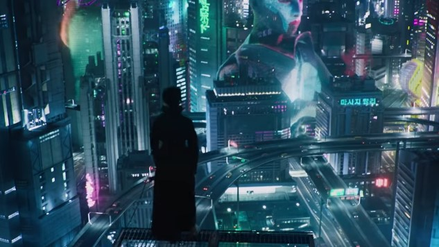 Watch The First Five Minutes Of Ghost In The Shell Paste
