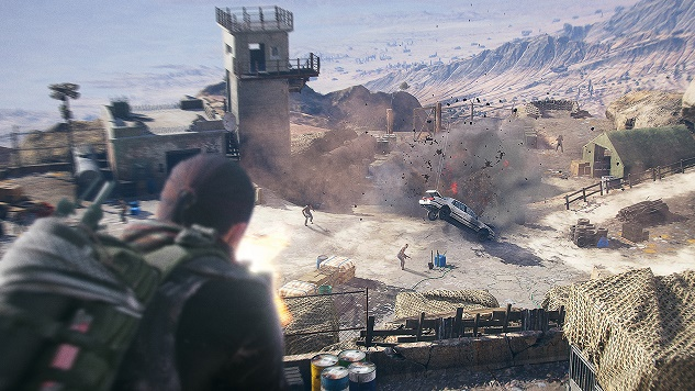 <i>Tom Clancy&#8217;s Ghost Recon Wildlands</i> Is a Frightening Mess