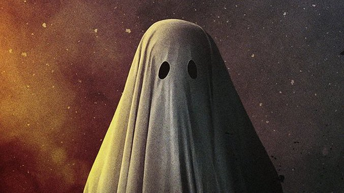 Laugh in the Face of Space-Time, Win <i>A Ghost Story</i> Blu-Ray